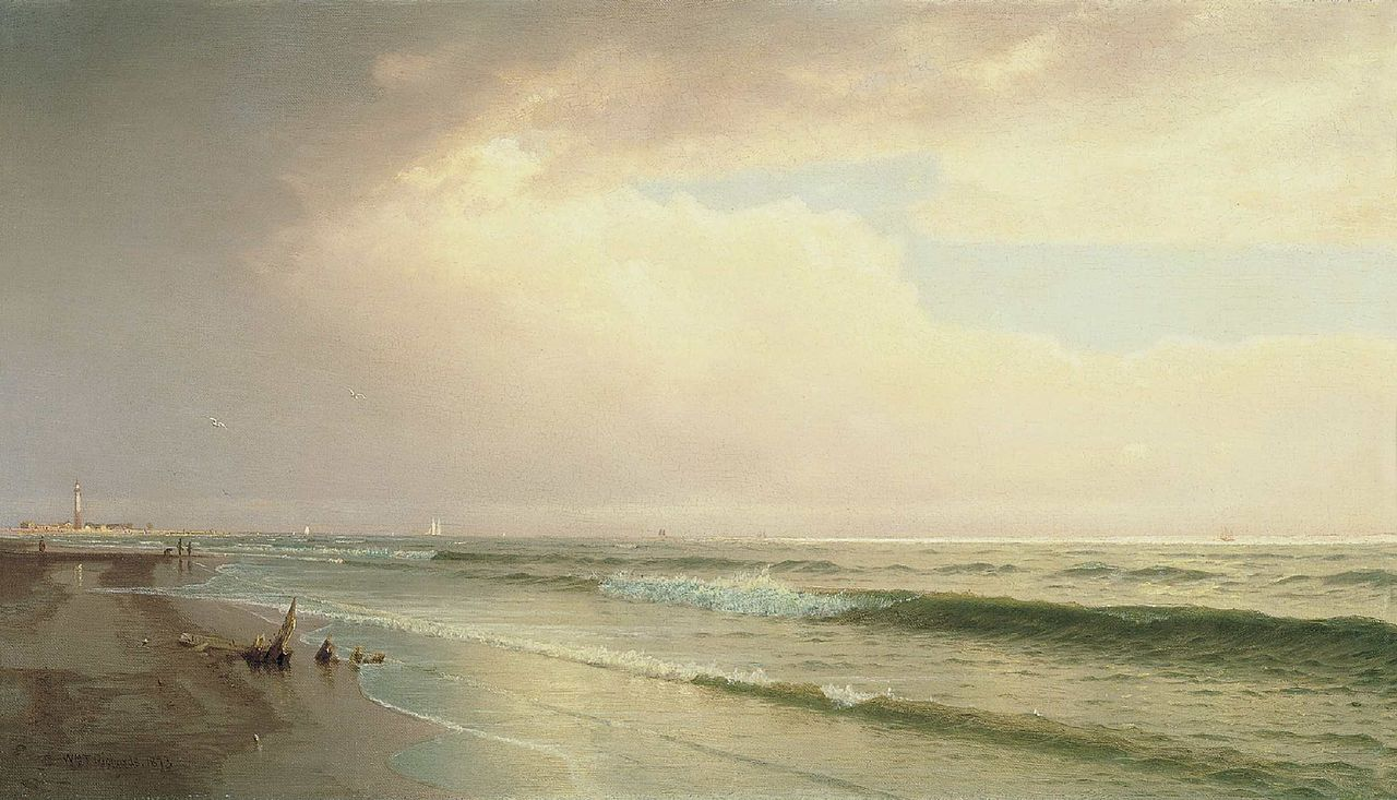 1280px-William_Trost_Richards_-_Seascape_with_Distant_Lighthouse,_Atlantic_City,_New_Jersey_(1873)