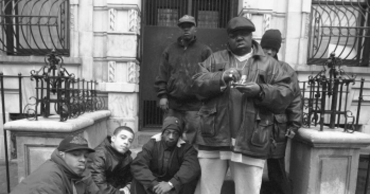 Biggie smalls bedstuy