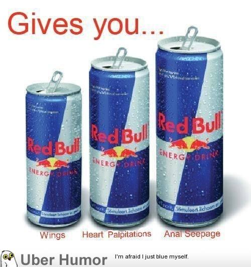 Red Bull gives you