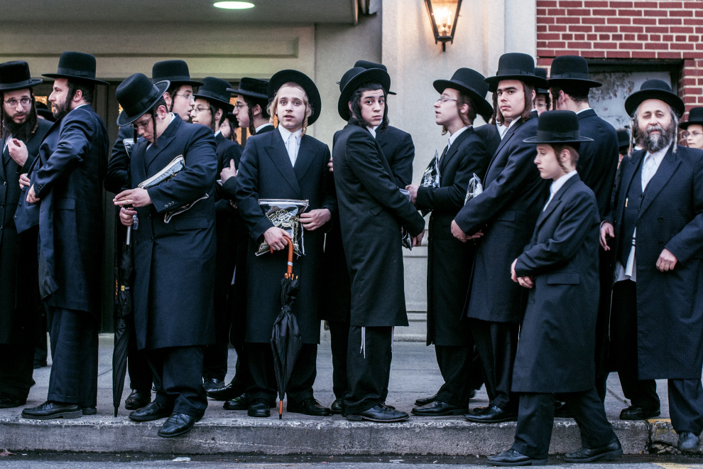 Hasidic Jews A Tale And Some Gedanken J W Kash