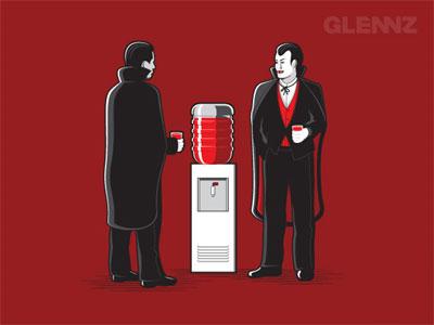 vampire cooler